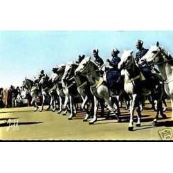 Maroc Pittoresque - La Garde Imperiale- CPSM