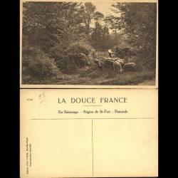 53 - En Saintonge - Région de Saint Fort - Pastorale