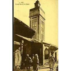 Maroc - Fez - Grande rue de Fez-Djedid