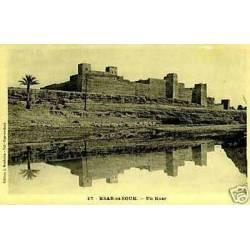 Maroc - Ksar-es-Souk - Un Ksar