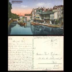 57 - Metz - Les roches - Bateaux