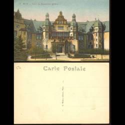 57 - Metz - Hotel du gouverneur général