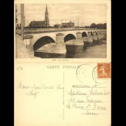 57 - Metz - Pont des morts - II