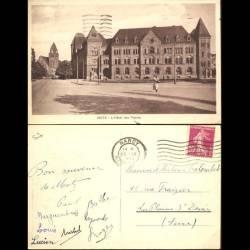 57 - Metz - L'hotel des postes