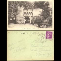 57 - Vic sur Seille - La vieille porte de ville