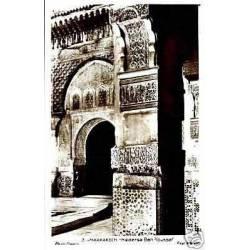 Maroc - Marrakech - Medersa Ben-Youssef