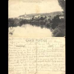 57 - Flavigny sur Moselle et vieille abbaye