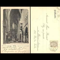 57 - Metz - Intérieur de la cathédrale - 1902