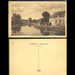 58 - Chatillon en Bazois - L'ecluse