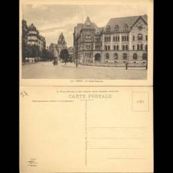 57 - Metz - La poste centrale