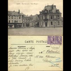 61 - L'Aigle - Place Bois Landry - Caisse d'Epargne