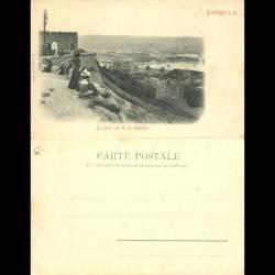 62 - Boulogne sur Mer - Le port vue de la chapelle - Animée
