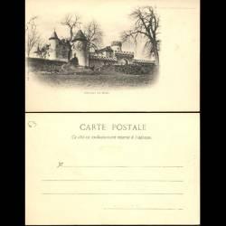 63 - Ambert - Le chateau de Mons