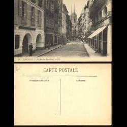64 - Bayonne - La rue du Port Neuf - Animée
