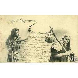 Bergeret - 1903 - J'apporte l'esperance