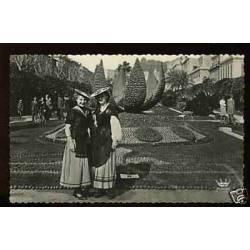 06 - Menton -Les fetes du citron Costumes locaux - CPSM