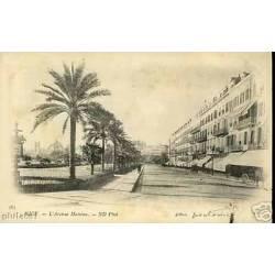 06 - Nice - L'avenue Massena