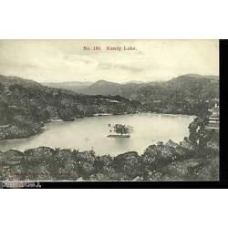 Ceylon - Kandy lake - Ceylan