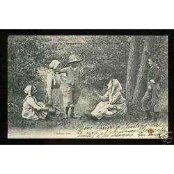 Ebats champetres - L'histoire vraie - Enfants