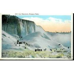 CANADA - ICE MOUNTAIN - NIAGARA FALLS