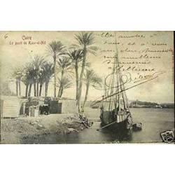 Egypte - Le Caire - Le pont de Kasr-el-Nil
