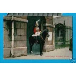 GB - LONDRES - HORSE GUARDS - WHITEHALL - LONDON