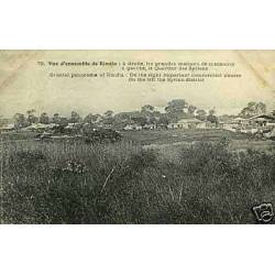 Guinee - Kindia - Vue generale - Quartier des Syriens
