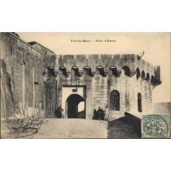 01 - Fort les bancs - Porte d'entree