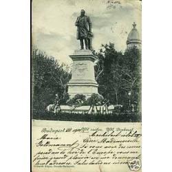 Hongrie - Budapest - Monument - Denkmal