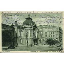 Hongrie - Budapest - Theatre de Gaite