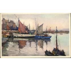 29 - Le port de Douarnenez...