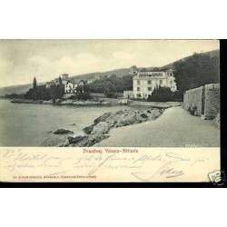 Hongrie-Fiume - Strandweg Volosca-Abbazia