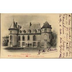 45 - Le chateau de Mivoisin...