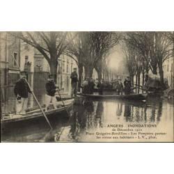 49 - Angers - Inondations...