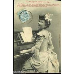 La musique a travers les Ages - Edition Bergeret