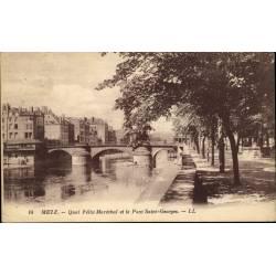 57 - Metz - Quai Felix...