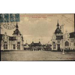 59 - Roubaix 1911 - Entrée...