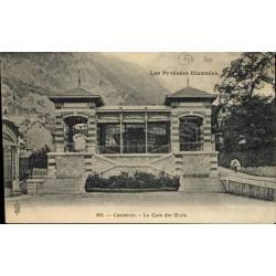 64 - Cauterets - La Gare...