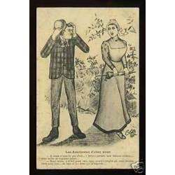 Les Amoureux de chez nous par C. Lestin - 1909