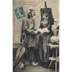 01 - Anciens costumes bressans - Demande en mariage