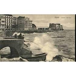 Italie - Napoli - Castello dell'Ovo