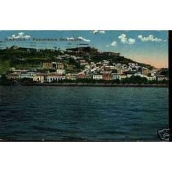 Italie - Napoli - Panorama del mare