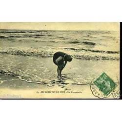 Au bord de la mer - La Trempinette