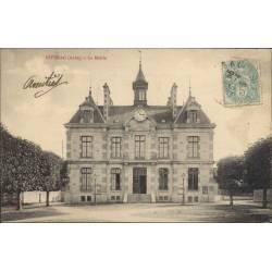 10 - Estissac - La mairie