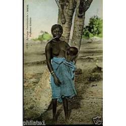 Senegal - Femme Cerere - Seins nus