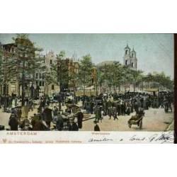 PAYS-BAS - AMSTERDAM - WATERLOOPLEIN - MARCHE