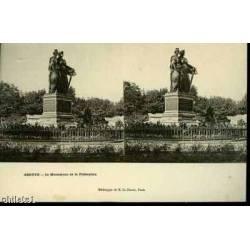 SUISSE - GENEVE - MONUMENT DE LA FEDERATION