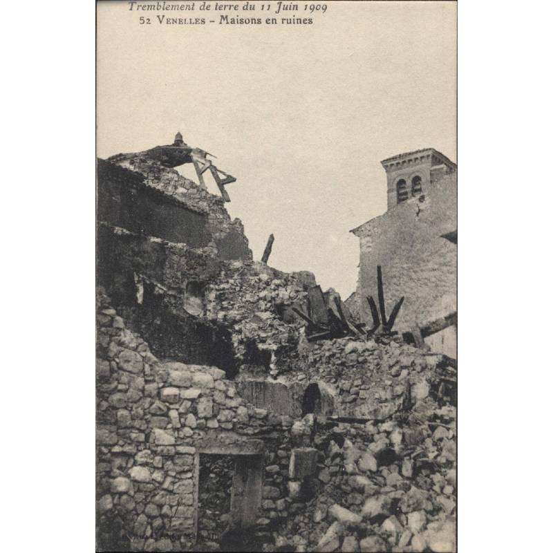13 - Venelles - Maisons en ruines