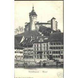 SUISSE - SCHAFFHAUSEN - MUNOT