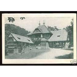 Tchecoslovaquie - Restaurace v Pekle u Nachoda